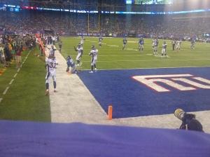 Not bad seats